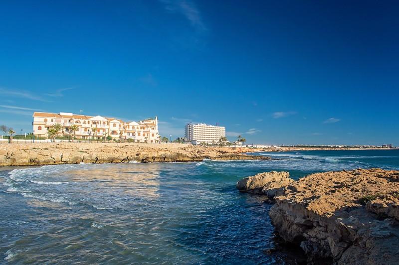 Morning coastal walk fron la zenia to cabo roig - La zenia torrevieja ...