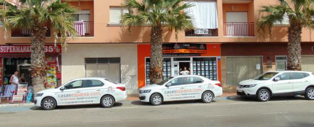 Casas Espania open 4th office in Los Alcazares