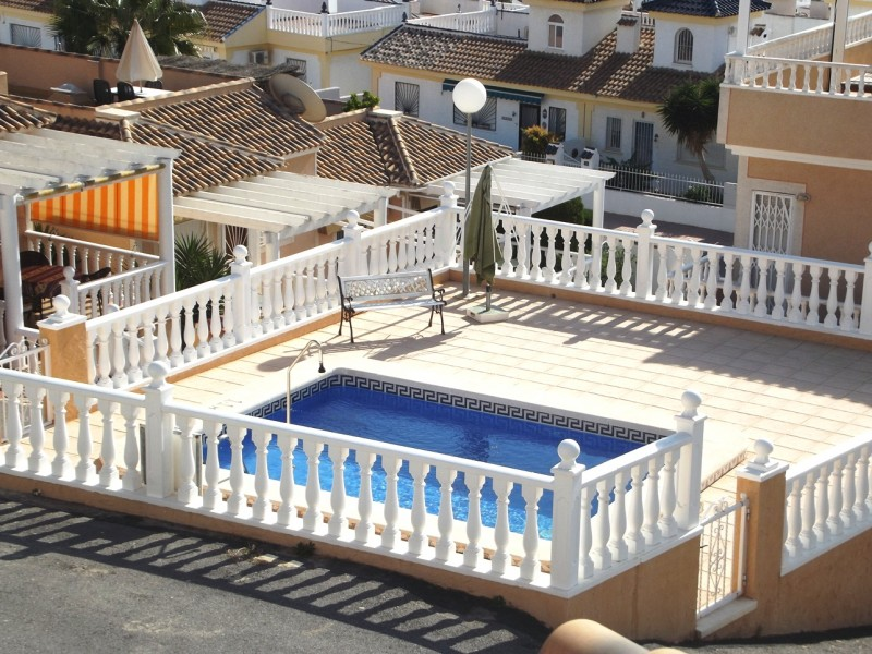 Property Sold - Villa for sale - Ciudad Quesada - La Marquesa Golf