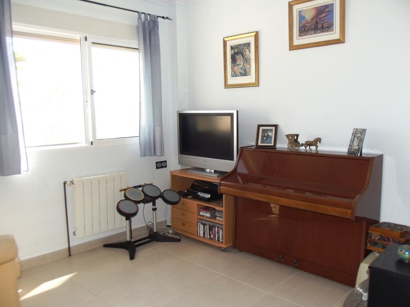 Detached villa for sale in San Fulgencio, La Marina, Costa Blanca, Spain