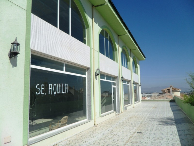Traspaso - Commercial Premises for sale - Rojales - Benimar