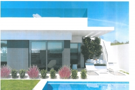 Villa for sale - New Property for sale - Orihuela - Entre Naranjos