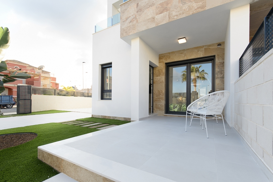 New Property for sale - Townhouse for sale - Orihuela Costa - Los Dolses
