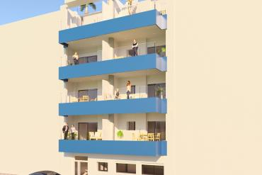 Apartment for sale - New Property for sale - Torrevieja - Torrevieja Town Centre