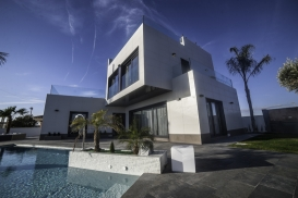 Villa for sale - New Property for sale - Orihuela Costa - Campoamor