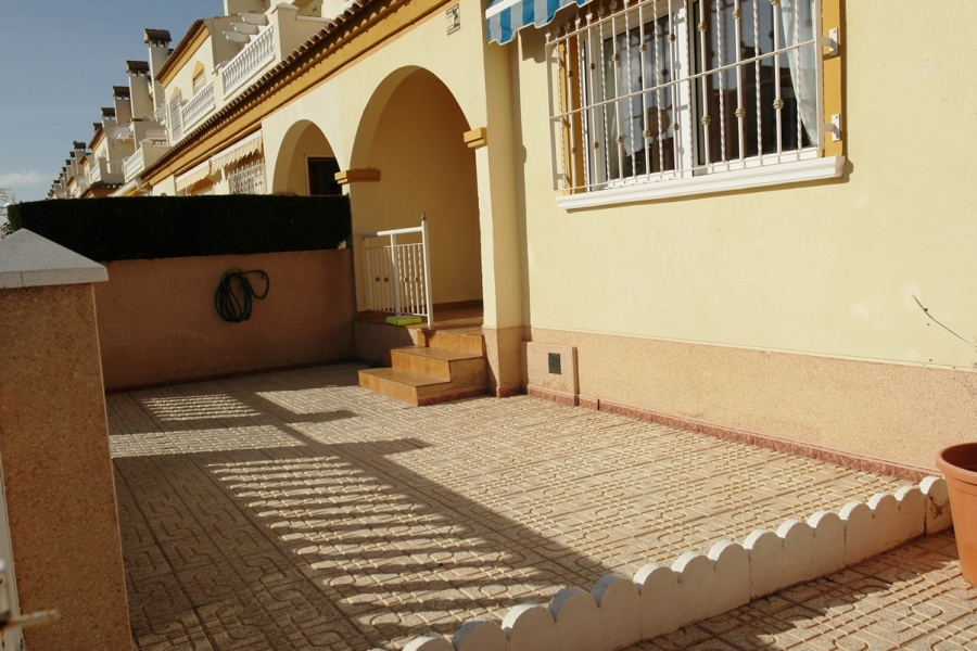 Property Sold - Townhouse for sale - Orihuela Costa - Playa Flamenca