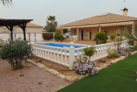 Villa for sale - Property for sale - Balsicas - Balsicas