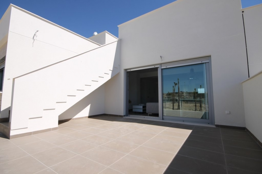 New Property for sale - Bungalow for sale - Orihuela - Entre Naranjos
