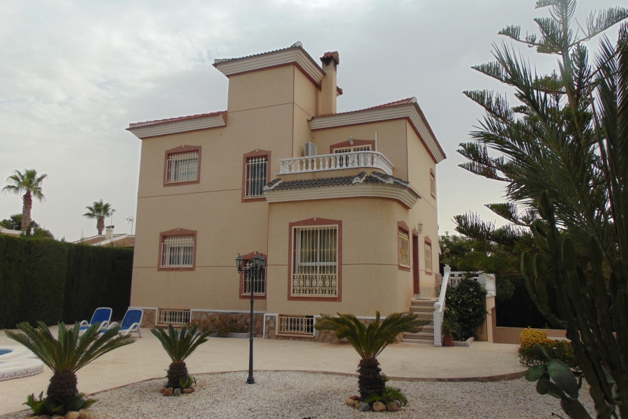 Property for sale - Villa for sale - Ciudad Quesada South - Dona Pepa