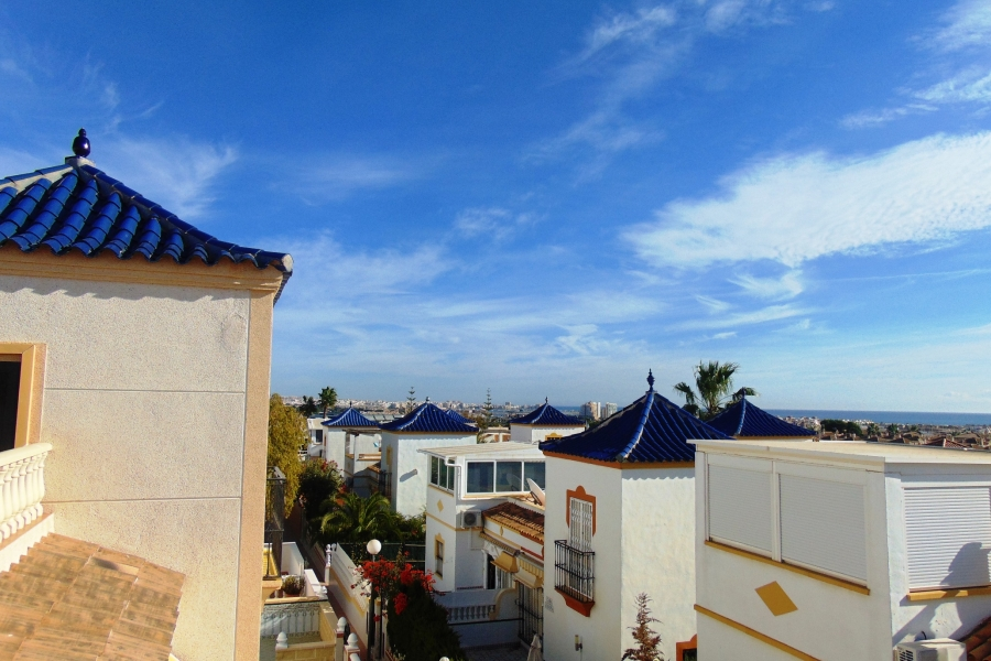 Property for sale - Townhouse for sale - Torrevieja - Los Altos