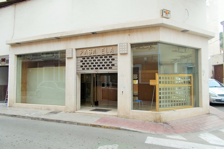 Property for sale - Commercial Premises for sale - Yecla