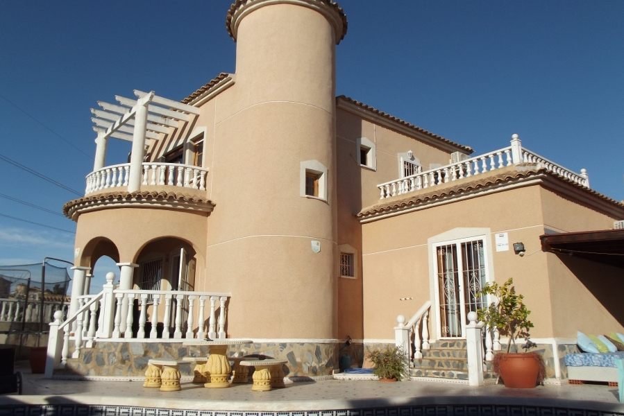 Property for sale - Villa for sale - Benijofar - Atalaya Park