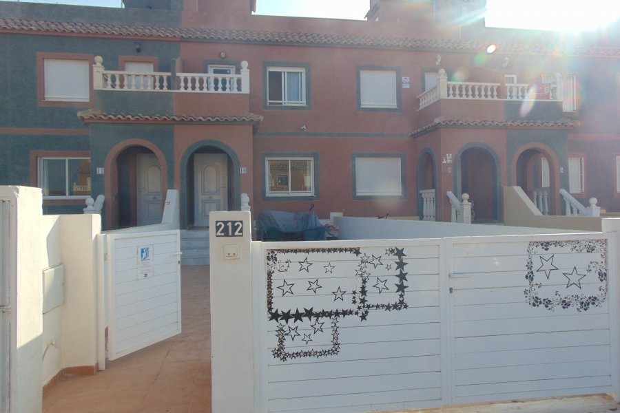 Property for sale - Townhouse for sale - Balsicas - Sierra Golf
