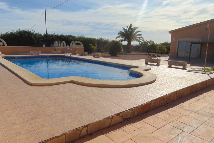 Property Sold - Villa for sale - Albatera