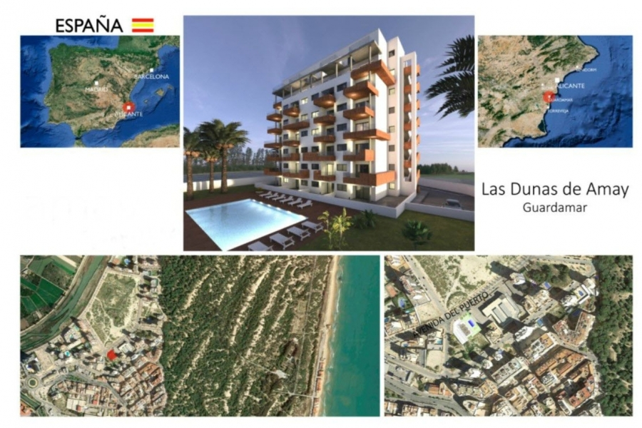 New Property for sale - Apartment for sale - Guardamar del Segura - Guardamar del Segura - Town Centre