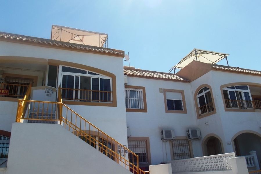 Property Sold - Bungalow for sale - Torrevieja - Altos del Limonar