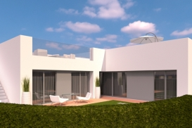 Villa for sale - New Property for sale - El Pinar de Campoverde - Lo Romero Golf Course