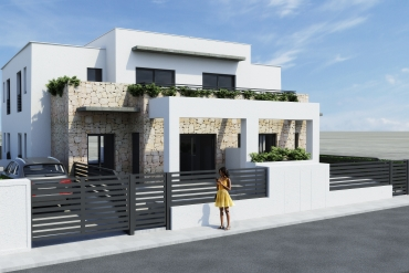 Villa for sale - New Property for sale - Torrevieja - Agua Nuevas