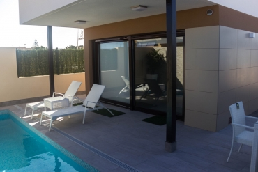 Villa for sale - New Property for sale - San Pedro del Pinatar - Las Esperanzas