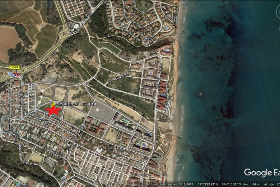 New Property for sale - Bungalow for sale - Pilar de la Horadada - Mil Palmeras
