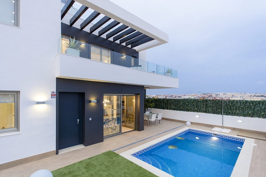 Property Sold - Villa for sale - Orihuela Costa - Villamartin