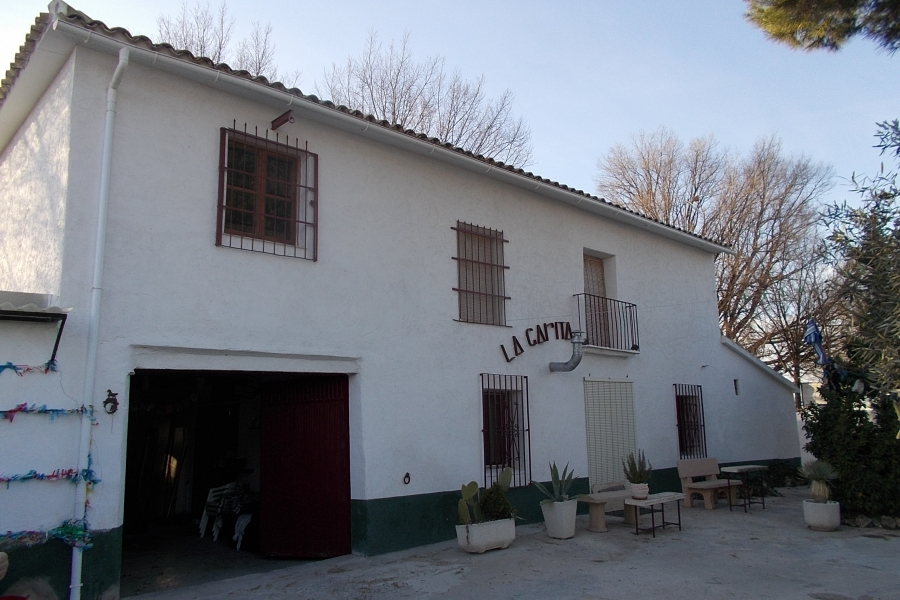 Property for sale - Finca for sale - Villena