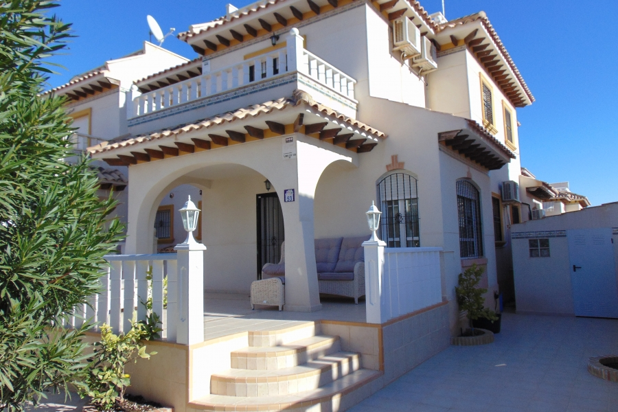 Property Sold - Villa for sale - Orihuela Costa - Cabo Roig