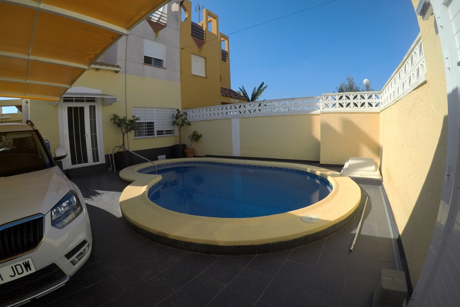 Property Sold - Villa for sale - Torrevieja - La Torreta