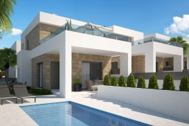 Villa for sale - New Property for sale - Bigastro - Bigastro Town