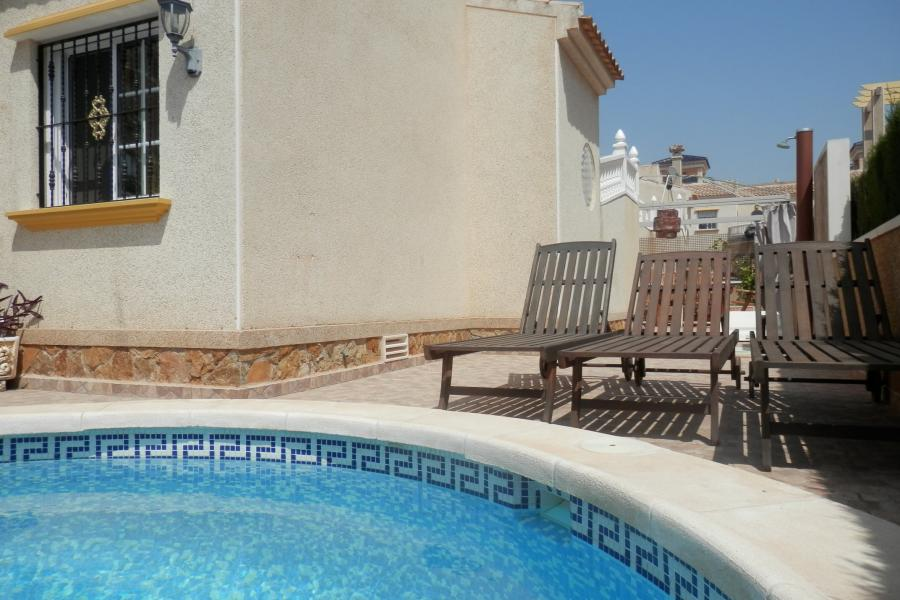 Property Sold - Villa for sale - Guardamar del Segura - El Raso