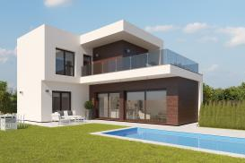Villa for sale - New Property for sale - San Javier - Roda Golf