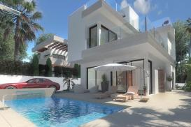 Villa for sale - New Property for sale - Ciudad Quesada South - Lo Pepin