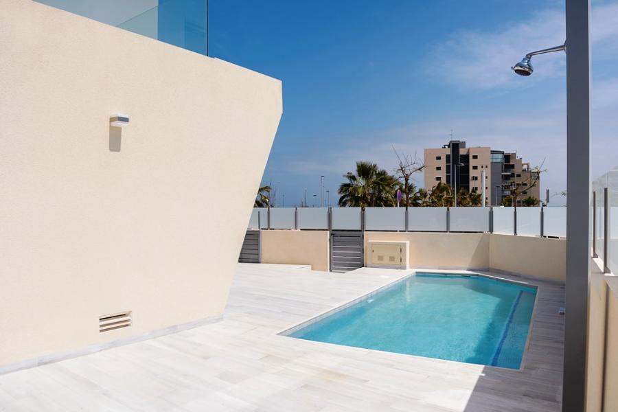Property Sold - Villa for sale - Pilar de la Horadada - Torre de la Horadada