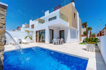 Villa for sale - New Property for sale - Pilar de la Horadada - Torre de la Horadada