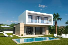 Villa for sale - New Property for sale - Los Alcazares - Roda Golf