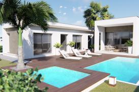 Villa for sale - New Property for sale - Formentera del Segura - Los Palacios
