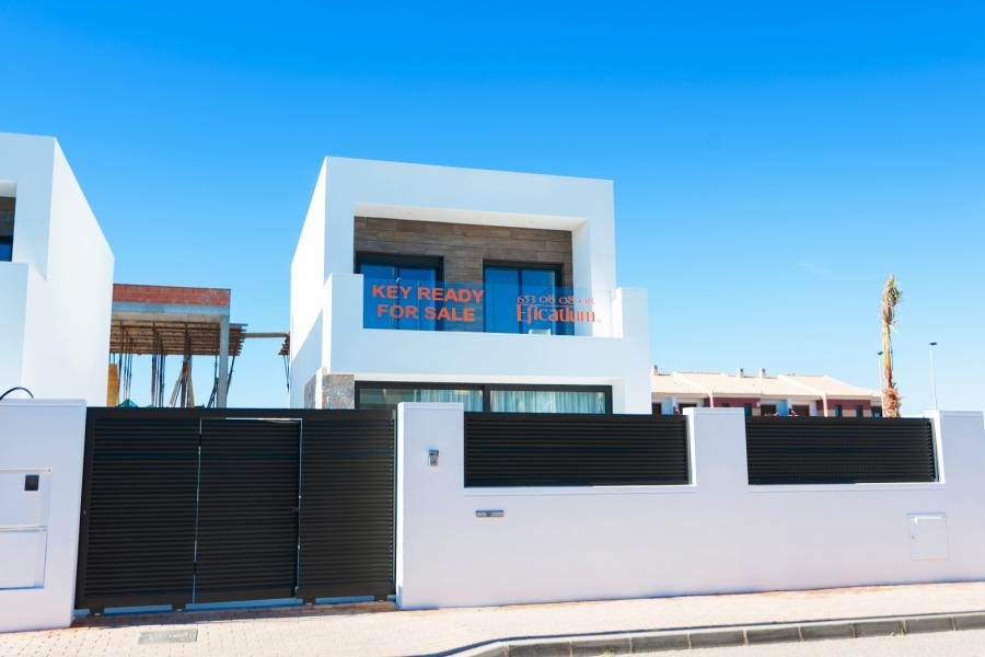 Property Sold - Villa for sale - San Pedro del Pinatar