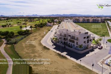 Apartment for sale - New Property for sale - Los Alcazares - Roda Golf