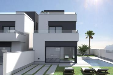 Villa for sale - New Property for sale - Orihuela Costa - Los Dolses
