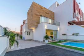 Villa for sale - New Property for sale - San Pedro del Pinatar - Lo Pagan