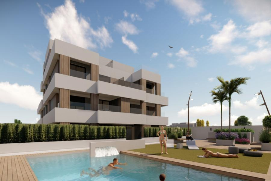 New Property for sale - Apartment for sale - San Javier