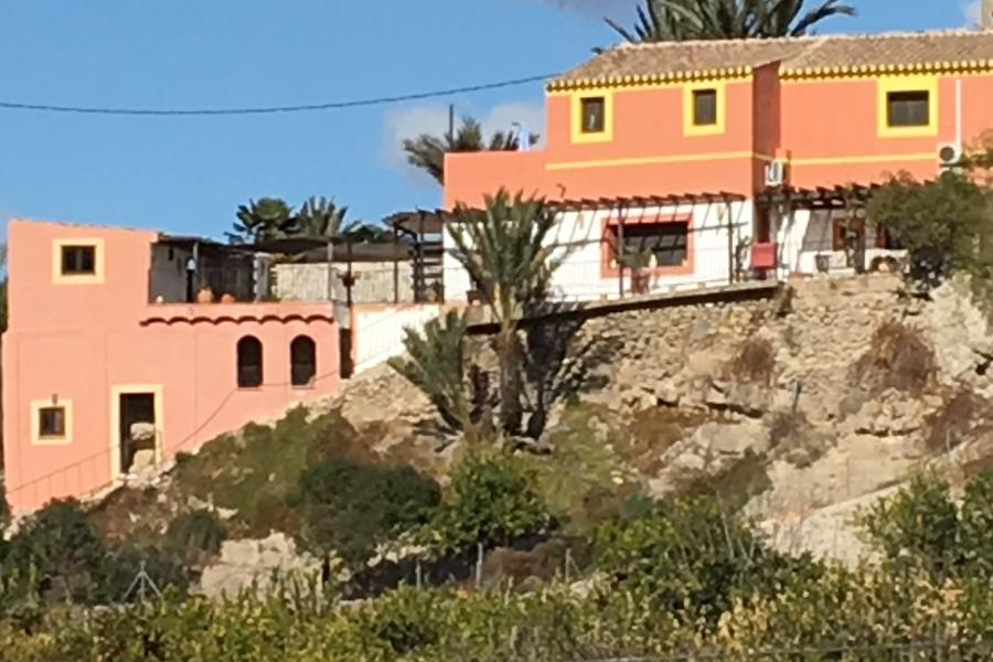 Property for sale - Finca for sale - Ricote - Blanca