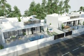 Villa for sale - New Property for sale - El Pinar de Campoverde - Campoverde