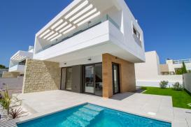 Villa for sale - New Property for sale - Pilar de la Horadada - Mil Palmeras