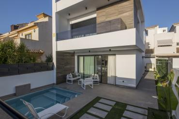 Villa for sale - New Property for sale - San Javier - Santiago de la Ribera