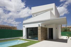 Villa for sale - New Property for sale - Heredades - Heredades