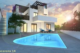 Villa for sale - New Property for sale - Ciudad Quesada - La Marquesa Golf