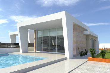 Villa for sale - New Property for sale - Torrevieja - La Siesta