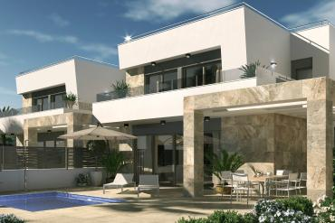 Villa for sale - New Property for sale - Orihuela Costa - El Galan